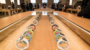 Apple Watch: Jede zweite ausgelieferte Smartwatch in 2015 kam aus Cupertino