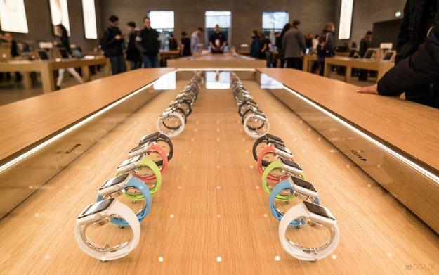 Apple Watch: Abholung im Apple Store rückt näher