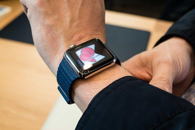 Mit Apple Watch und RFduino-Board zum High-Tech-Türöffner