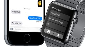 Kurztipp: Apple Watch Smart Replies Antwort-Vorlagen bearbeiten – so geht's