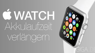 Apple Watch: Akkulaufzeit verlängern – 10 Tipps