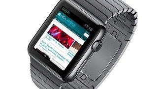 Jailbreak-Entwickler Comex zeigt Webbrowser auf der Apple Watch – Video