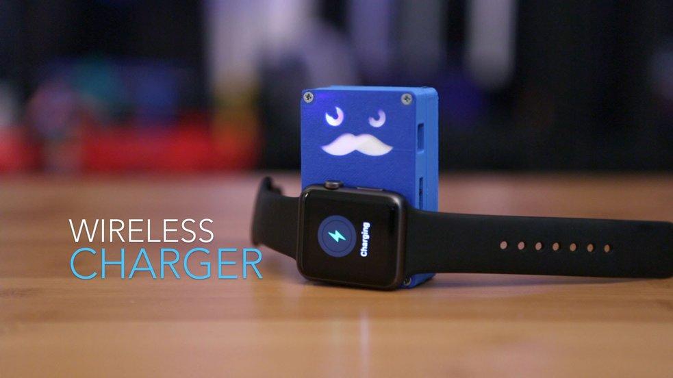 Apple Watch DIY: Mobiles Akku-Pack selbst gemacht – Video