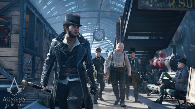 Assassin's Creed Syndicate: Keine sinnlosen Nebenquests