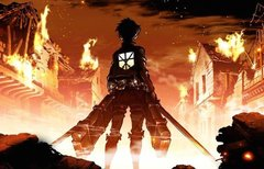 Attack on Titan – Humanity in...