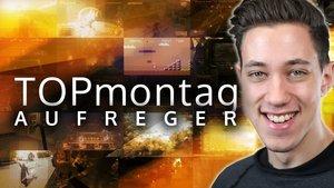 TOPmontag: Rage Games - Die größten Aufreger - Plätze 5-1