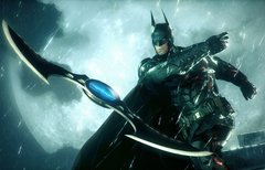 Batman Arkham Knight: Die...