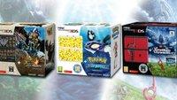 New Nintendo 3DS: Drei fette Bundles angekündigt