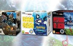New Nintendo 3DS: Drei fette...