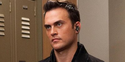 Cheyenne Jackson in Glee ©FOX