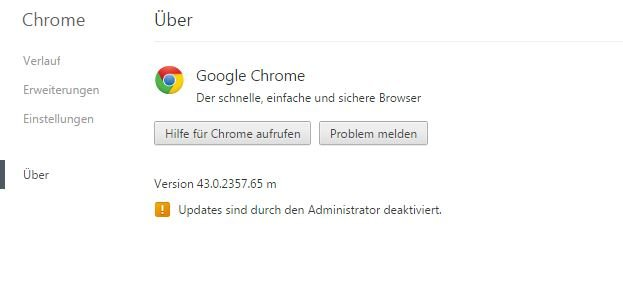chrome-updates-deaktiviert