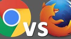 Chrome vs Firefox – Welcher Browser ist besser?