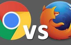 Chrome vs Firefox – Welcher...
