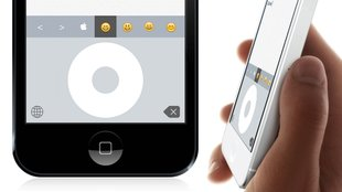 Return of the Click Wheel: iPhone-Texteingabe nach Art des iPods