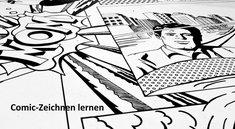 Comic-Zeichnen lernen: Fünf gute Online-Tutorials