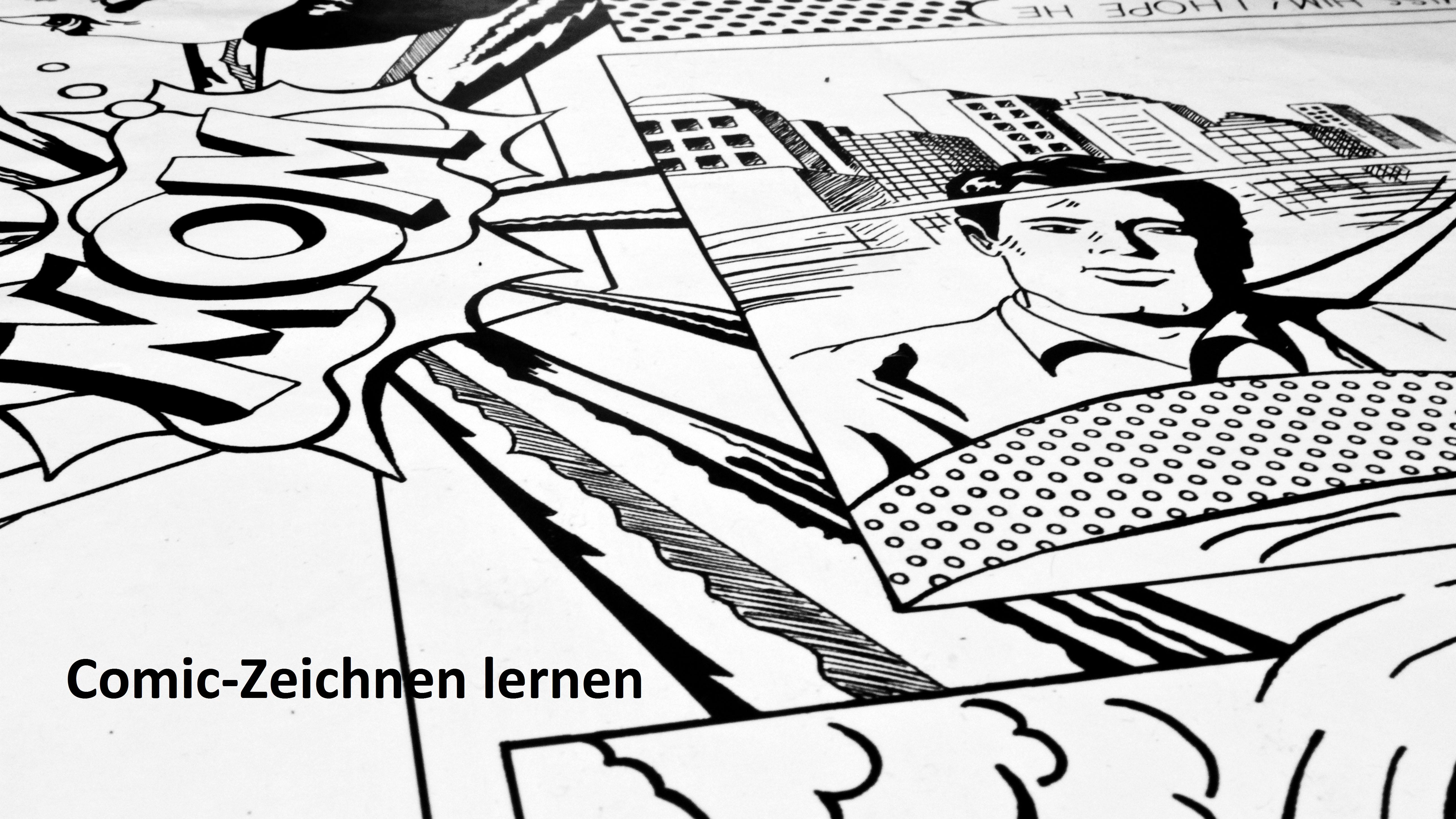 Comic Zeichnen Lernen Fünf Gute Online Tutorials Giga
