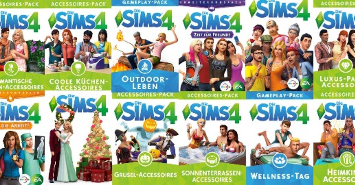 origin sims 4 erweiterungen