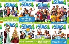 Die Sims 4 - Erweiterungen:...