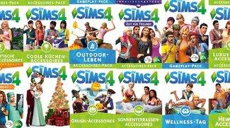 Die Sims 4 - Erweiterungen: Add-ons und Updates im Detail