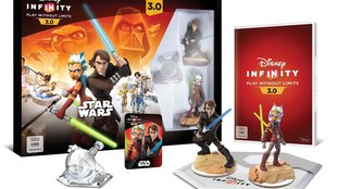 Disney Infinity 3.0: Die Star Wars-Figuren stehen in den Startlöchern