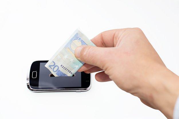 Mobiles Internet in Deutschland: Geringes Datenvolumen, hohe Kosten