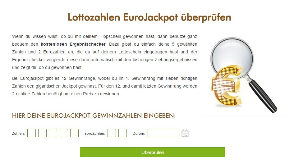 Wann Wird Der Eurojackpot Gezogen