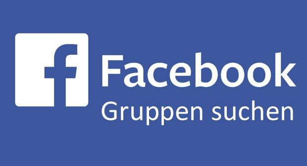 Facebook Gruppen suchen und finden – So geht's