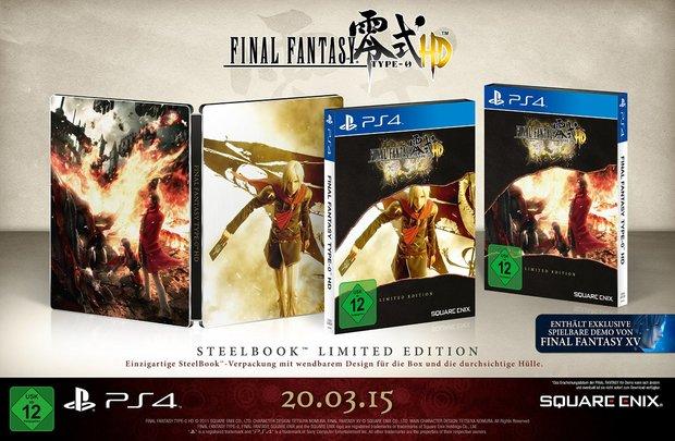 Game-Deals des Tages: Game of Thrones, Final Fantasy Type-0 Steelbook & krasse Konsolen-Bundles!