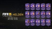 FIFA 15: FUT-Helden – Neue Spieler auf violetten Karten: Bedeutung und welche Objekte gibt es?