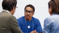 Termin im Apple Store vereinbaren – Hier geht's online