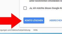 <i>Google-Konto löschen (inkl. Google Plus) – so geht's</i>