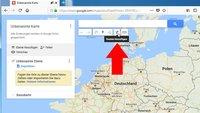 Google Maps: Route speichern – so geht's