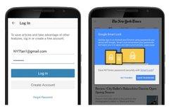 Smart Lock für Passwörter:...