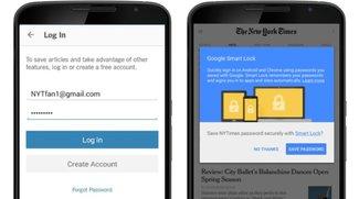 Smart Lock für Passwörter: Google stellt plattformübergreifenden Passwortmanager vor [I/O 2015]