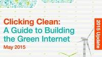 Greenpeace: Apple erneut Musterschüler in Sachen erneuerbare Energien