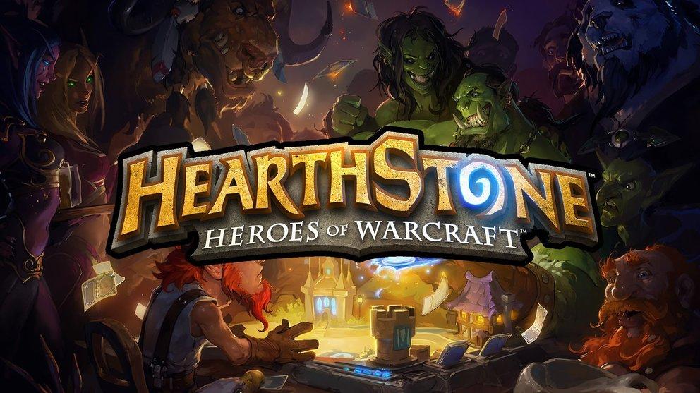 Heathstone bedeutet auf Deutsch so viel wie 'Kamin-' oder 'Herdstein' und spielt darauf an, dass das Kartenspiel in Azeroth in Tavernen am Feuer gespielt wird.