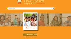 How-Old.net: Alter online schätzen lassen mit Microsofts Web-App