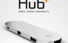 Hub+ fürs neue MacBook soll...