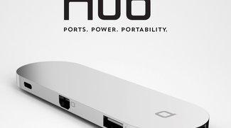 Hub+ fürs neue MacBook soll alle Anschluss-Probleme lösen
