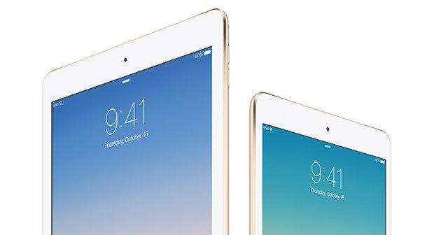 iPad Pro: iOS 9 weist auf Display mit 2.732 x 2.048 Pixel hin