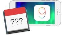 iOS 9 Release: Wann erscheint das neue Betriebssytem für iPhone & iPad?