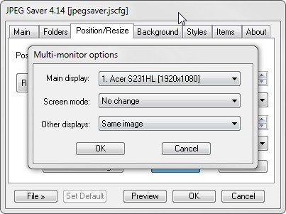 jpeg saver multi monitor