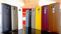LG G4: Hersteller gibt Marktstart bekannt