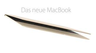 MacBook 2015: Apple-Netzteil kann Dellen verursachen