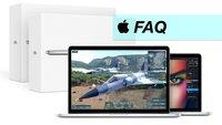 MacBook Pro Retina 15 Zoll kaufen: Preise, Aktionen, Ausstattung und mehr (FAQ)