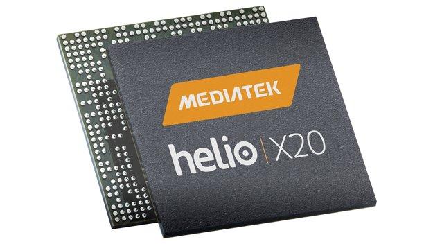 MediaTek Helio X20-Prozessor mit 10 Rechenkernen offiziell vorgestellt