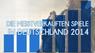 Die 10 meistverkauften Spiele in Deutschland 2014