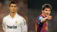 Messi vs. Ronaldo: Wer hat die meisten Erfolge und Tore, wer ist der Beste (FIFA 15)?