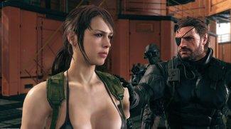 Metal Gear Online: Quiet in nächster Erweiterung endlich spielbar
