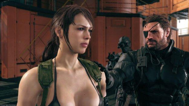 Metal Gear Solid 5: The Phantom Pain PC-DVD kommt nur mit Steam-Installer